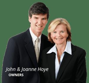 John Hoye Joanne Hoye Photo